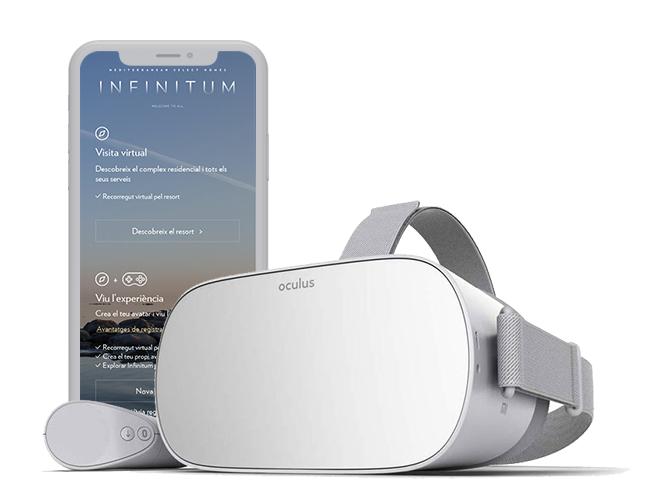 La apuesta de Infinitum por una experiencia digital e inmersiva
